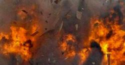 مقبوضہ کشمیر میں بھارتی فوج پر بم حملہ