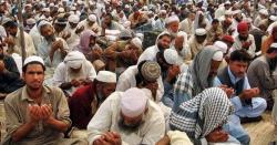 اے اللہ دین کی ہوائیں چلا، امت کو پریشانیوں سے نکال دے۔۔۔۔ تبلیغی اجتماع کا پہلا مرحلہ رقت آمیز دعا کیساتھ اختتام پذیر