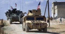 شمالی شام میں ترکی کے حمایت یافتہ جنگجوئوں کا امریکی فوجی قافلے پر حملہ