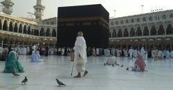 غیر مسلموں کی حرم شریف میں داخلے کی ویڈیو کی حقیقت سامنے آگئی