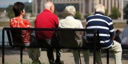 وہ ملک جس میں متوقع عمر میں مزید اضافہ ہو گیا عورتیں آگے نکل گئیں ، ماہرین کی حیران کن تحقیق