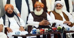 معاملات بند گلی میں پہنچ گئے ،فضل الرحمٰن ،عمران خان میں سے کسی ایک کی سیاست ختم یاپورانظام لپیٹ دیاجائیگا