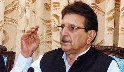 وزیر اعظم آزاد کشمیر کی نواز شریف کی صحت کیلئے دعائوں کی اپیل