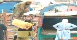 مظاہرین کے خلاف ایکشن، کوئٹہ چمن شاہراہ کو ٹریفک کیلئے کھلوا دیا