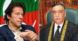 وزیراعظم طاقت ور کا طعنہ ہمیں نہ دیں،چیف جسٹس پاکستان