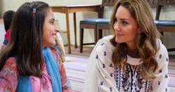 برطانوی شہزادی کیٹ مڈلٹن کی جانب سے پاکستانی ڈیزائنرکیلئےشکریہ کاخط