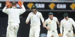 پاکستانی ٹیم آسٹریلیا کے خلاف برسبین ٹیسٹ میچ میں شدید مشکلات کا شکار شکست یقینی ہوگئی