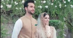 خوبصورت ترین خاتون سپورٹس اینکر زینب عباس نے شادی کرلی