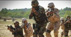 بھارتی فوج کا پوری قوت سے حملہ