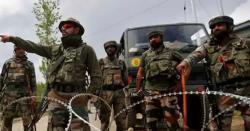 مقبوضہ کشمیر: فوج، بحریہ اور فضائیہ کے خصوصی دستے تعینات
