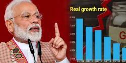 بھارت کی معاشی ترقی کی رفتار اپنی 6 سال کی کم ترین سطح پر پہنچ گئی
