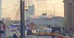 لندن برج پر چاقو کے وار سے دو افراد کی جان لینے والے ملزم کی شناخت ہو گئی