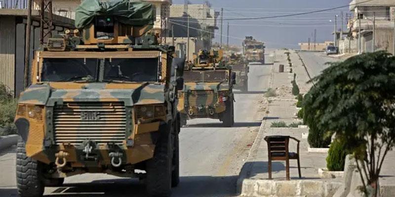 ترک حکومت شام میں فوجی کارروائی کے مخالفین کو مسلسل ہراساں کر رہی ہے : ایمنسٹی