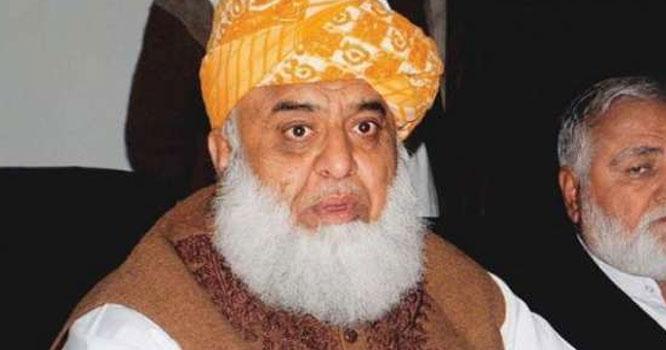 مولانا فضل الرحمان کی گرفتاری کے لیے لاہور ہائیکورٹ سے رجوع کر لیا،درخواست دائر