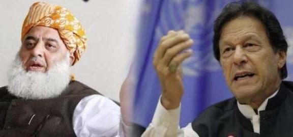 مولانا فضل الرحمان کا بغاوت کا مقدمہ درج کرنے پر وزیراعظم کو انتباہ