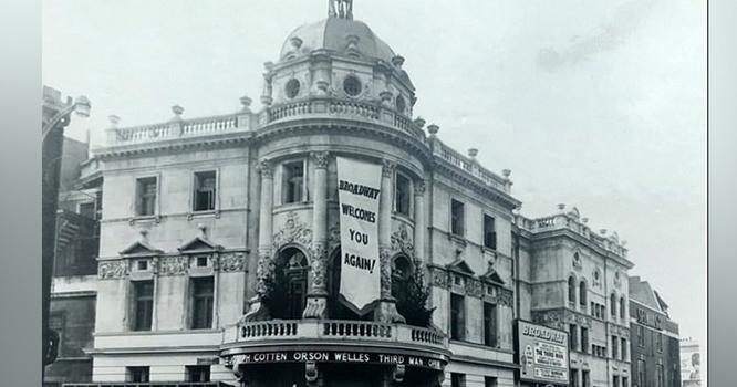 100 سالہ پرانے تھیٹر کے زیر زمین ایسی چیز بر آمد کہ پوری دنیا دنگ رہ گئی