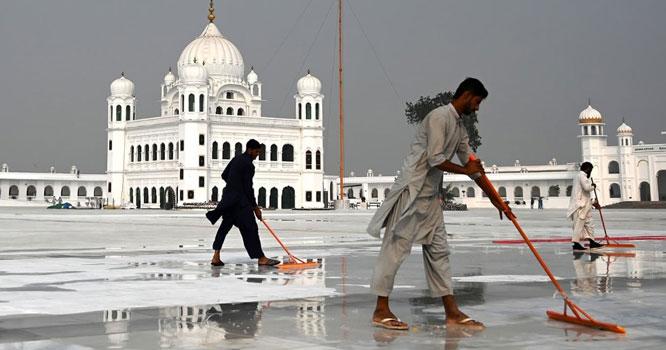 وزیراعظم عمران خان آج کرتار پور راہداری کا افتتاح کرنے جارہے ہیں