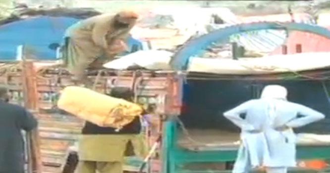 فضل الرحمان کا کارکنوں کو پنڈال میں پہنچنے کا حکم