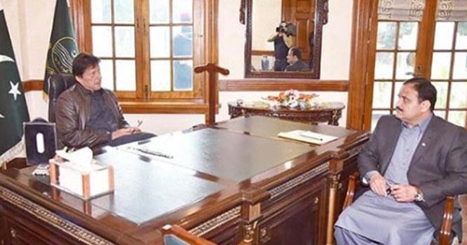 وزیراعلیٰ پنجاب نے وزیراعظم سے ملاقات کے بعد اہم ٹاسک پر کام شروع