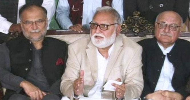 رہبر کمیٹی نے جمعیت علمائے اسلام (ف) کے تحت ملک بھر میں جاری دھرنوں کو ختم کرنے کا اعلان کردیا