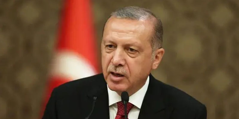 برطانوی اخبار نے ترک صدر رجب طیب ایردوآن پر سنگین الزام عائد کر دیا