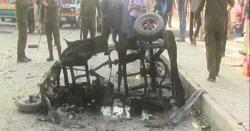 لاہور میں رکشے میں ہونے والے دھماکے کا معاملہ کچھ اور ہی نکلا