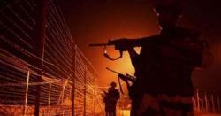 اگنی 3کی ناکامی کے بعد بھارت غصے سے آگ بگولا ، پاکستان کے اہم علاقے پر بھاری ہتھیاروں سے حملہ کر دیا