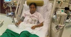 سابق صدر پرویز مشرف تشویشناک حالت میں امریکن ہسپتال منتقل