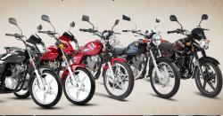 موٹرسائیکل کے شوقین افرادکے لیے بری خبر 110 سے150سی سی تک کی موٹرسائیکلوں میں 7سے 8ہزارروپے کااضافہ