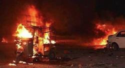 بلوچستان کے شہر چمن میں بم دھماکہ