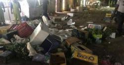 مکرمہ میں درجنوں پاکستانی دُکاندار اور ریڑھی بان گرفتار