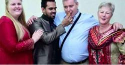 پاکستانی لڑکے کی محبت میں مبتلا ڈنمارک کی خاتون پاکستان پہنچ گئی
