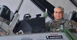 جنرل باجوہ نے ایف 16اُڑا کر کیا پیغام دیا؟ صابر شاکر نے اہم دعویٰ کر دیا