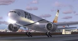 کراچی سے کوئٹہ جانے والی پی آئی اے کا طیارہ پر ٹڈی دل کا حملہ