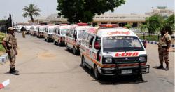 پاکستان میں ایک اور ٹرین حادثہ ، اتنے افراد جاں بحق کہ پورے پاکستان کی فضاسوگوار ہو گئی