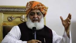 عمران خان ایک ارب درختوں کا حساب دیں، مولانا فضل الرحمان
