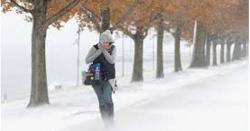 شدید سردی پڑنے والی ہے،ملک کے متعدد علاقوں میں بارش کی پیشگوئی
