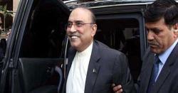 اسلام آباد ہائیکورٹ کی منظوری کے بعد سابق صدر آصف علی زرداری کو رہا کردیا گیا