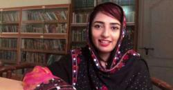 بلوچستان کی پہلی وی لاگر کی خودکشی کی خبر نے تہلکہ مچا دیا