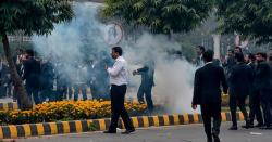پی آئی سی ہسپتال پر حملے میں ملوث تمام وکلاء کے لائسنس تاحیات منسوخ کروانے کے لیے حکومت کی جانب سے عملی قدم اٹھا لیا گیا