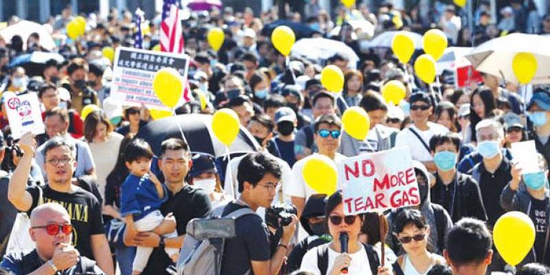 اقوام متحدہ کے اہلکار نے ہانگ کانگ میں تشدد کو ہوا دی،چین