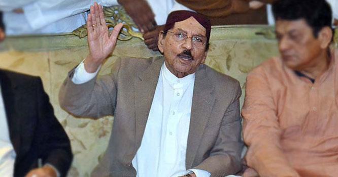 گرفتاری کا خدشہ، قائم علی شاہ کی عبوری ضمانت میں توسیع