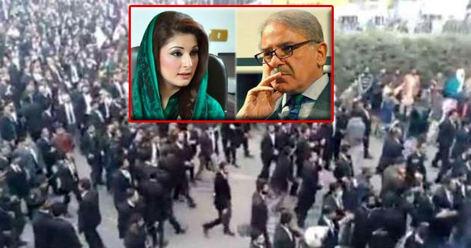 تیاری کئی دنوں سے جاری تھی، حملہ آوروں کا مریم نواز اور شہباز شریف سے کیا تعلق ہے