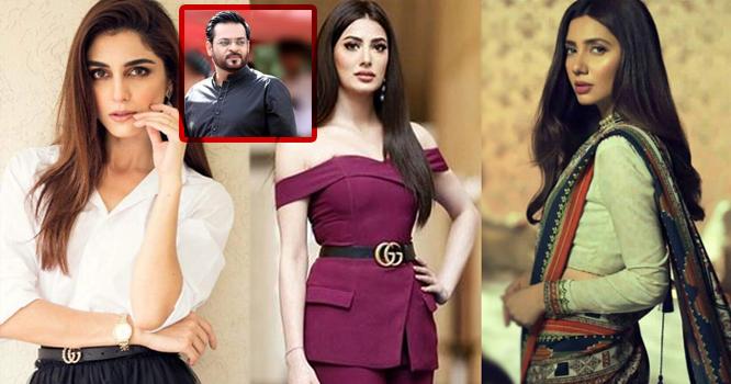 پاکستان کے شہری 2019کی سیکسی خواتین کی فہرست میں ماہرہ اور تمغہ امتیاز والی مہوش ۔۔۔۔! اسلامی جمہوریہ پاکستان میں کیا ہو رہا ہے،