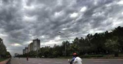 محکمہ موسمیات نے شہر قائد میں گرد آلود زہریلی ہوائیں چلنے کی تردید کردی