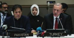 مشکل وقت میں ترک قیادت اور عوام کیساتھ ہیں،عمران خان