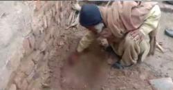 چونیاں میں سفاک با پ نے 8 ماہ کی بچی کو قتل کر کے صحن میں دفن کر دیا، وجہ کیا بنی ؟