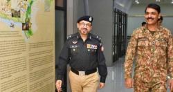 آئی جی سندھ نے اپنے تبادلے کی تردید کر دی