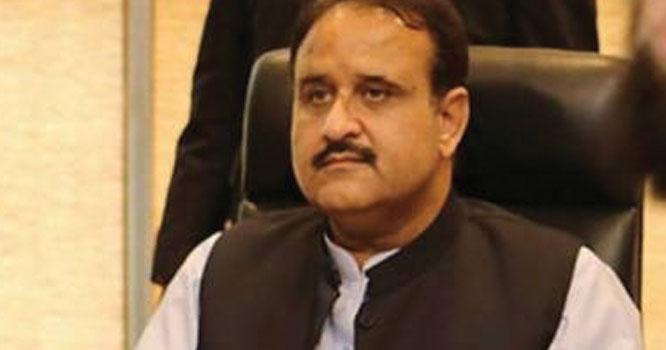 عثمان بزدار کے مستعفی ہونے کے مطالبے کی قرارداد پنجاب اسمبلی میں جمع