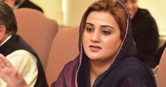 عظمیٰ بخاری کا چیئرمین پنجاب فوڈ اتھارٹی پر ہراساں کرنے کا الزام